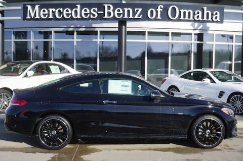 New Mercedes Benz C Class in Omaha