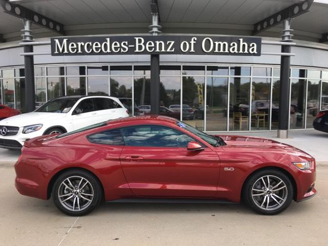 Pre-Owned 2016 Ford Mustang 2dr Fastback GT