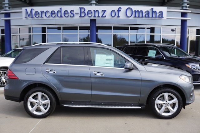 New 2018 mercedes benz gle gle 350 suv in omaha gle457 for Mercedes benz financial services online payment