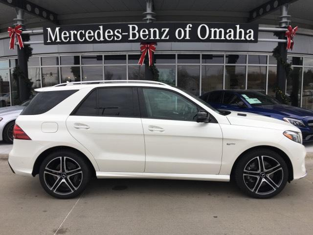 Mercedes Benz Suvs >> New 2019 Mercedes Benz Gle Amg Gle 43 Suv Suv In Omaha Gle609