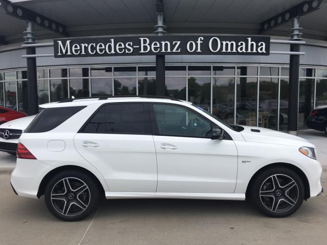 Certified Pre-Owned 2018 Mercedes-Benz GLE AMG® GLE 43 SUV