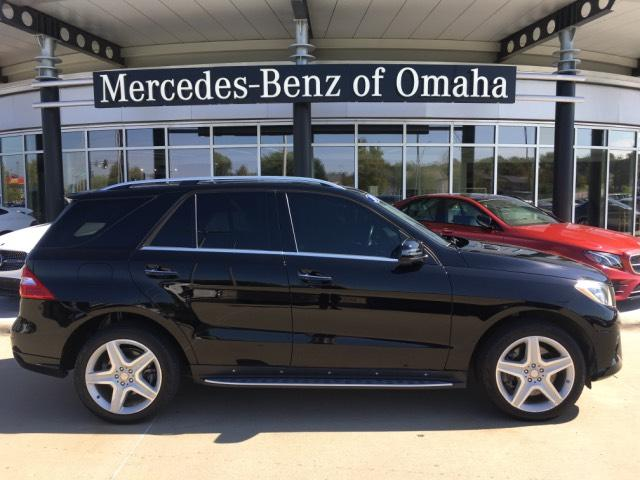 Certified Pre-Owned 2014 Mercedes-Benz M-Class ML 550