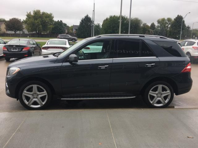 Certified Pre Owned 2014 Mercedes Benz M Class ML 550