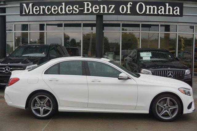 Pre-Owned 2018 Mercedes-Benz C 300 Sport AWD 4MATIC®