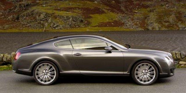 Pre-Owned 2010 Bentley Continental GT 2dr Cpe Speed