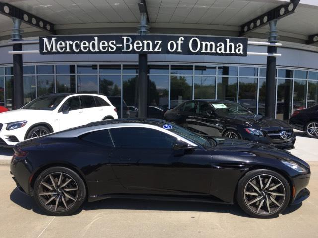 Pre-Owned 2017 Aston Martin DB11 Coupe