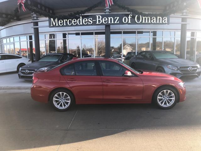 Pre-Owned 2017 BMW 3 Series 320i Sedan