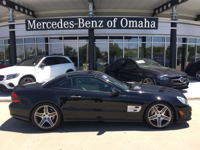 Pre-Owned 2009 Mercedes-Benz SL-Class 2dr Roadster 6.2L AMG®