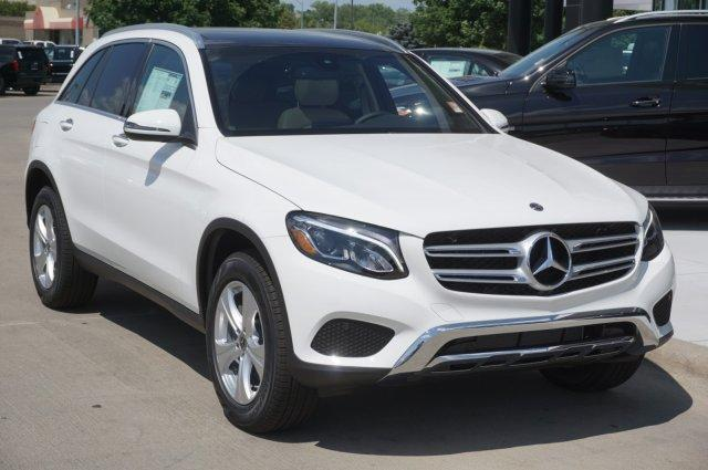 New 2018 Mercedes-Benz GLC 300 AWD 4MATIC®