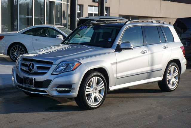Certified Pre-Owned 2014 Mercedes-Benz GLK 350 AWD 4MATIC®