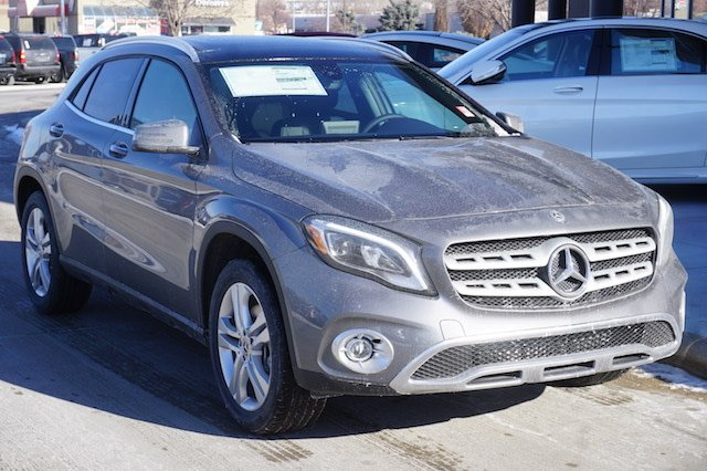 New 2018 Mercedes-Benz GLA 250 AWD 4MATIC®