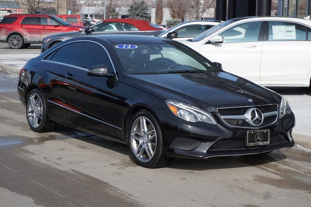 Certified Pre-Owned 2014 Mercedes-Benz E 350 Sport