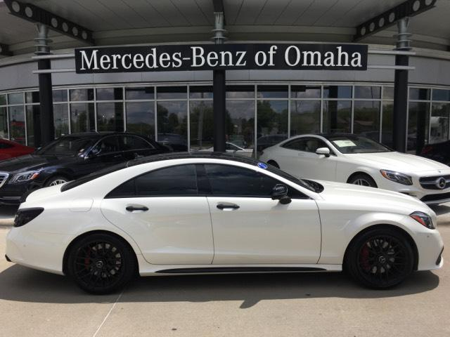 Certified Pre-Owned 2017 Mercedes-Benz CLS AMG® CLS 63S Coupe