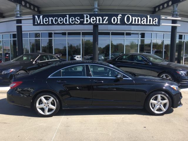 Certified Pre Owned 2016 Mercedes Benz CLS CLS 550