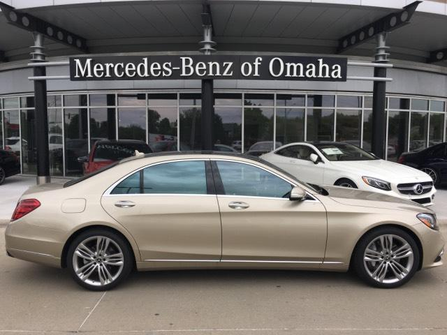 New 2019 Mercedes Benz S 560 Awd 4matic