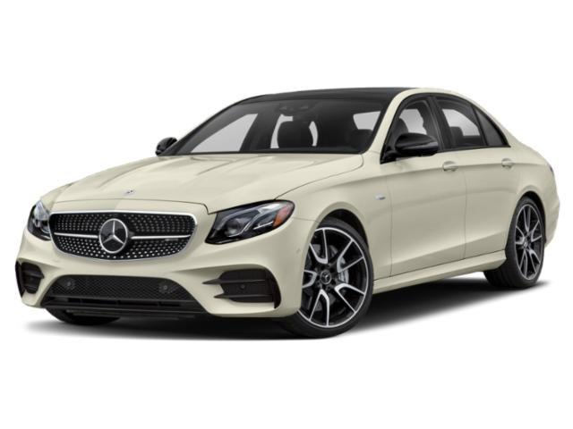 New 2020 Mercedes-Benz E-Class AMG® E 53 Sedan