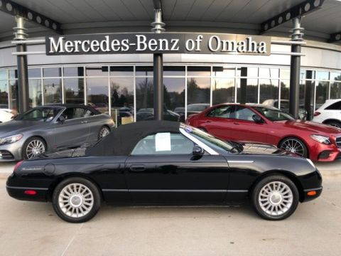 Pre-Owned 2005 Ford Thunderbird 2dr Convertible 50th Anniversary