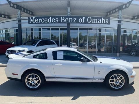 Pre-Owned 2008 Ford Mustang 2dr Cpe Shelby GT500