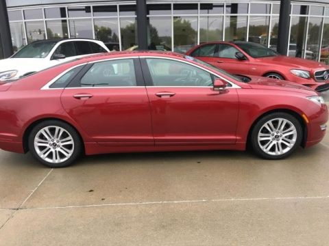 Pre-Owned 2014 Lincoln MKZ 4dr Sdn FWD