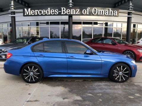 Pre-Owned 2016 BMW 3 Series 4dr Sdn 340i xDrive AWD