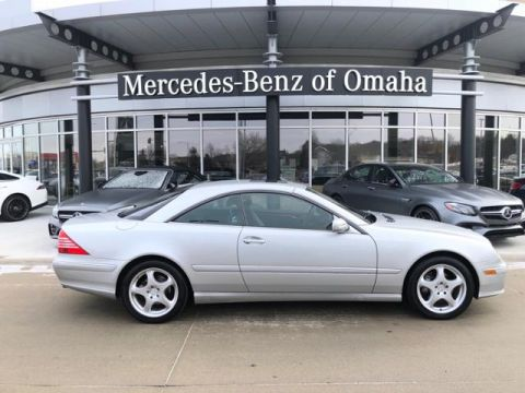 Pre-Owned 2004 Mercedes-Benz CL-Class CL 500